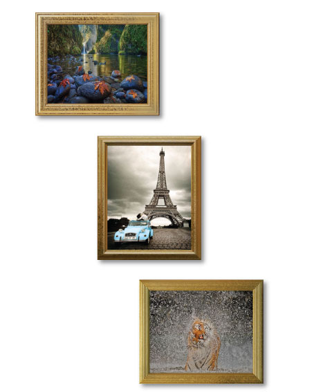 Art Frames - Simply Gold