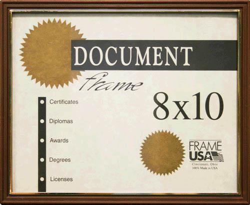 Economy Certificate Frame
