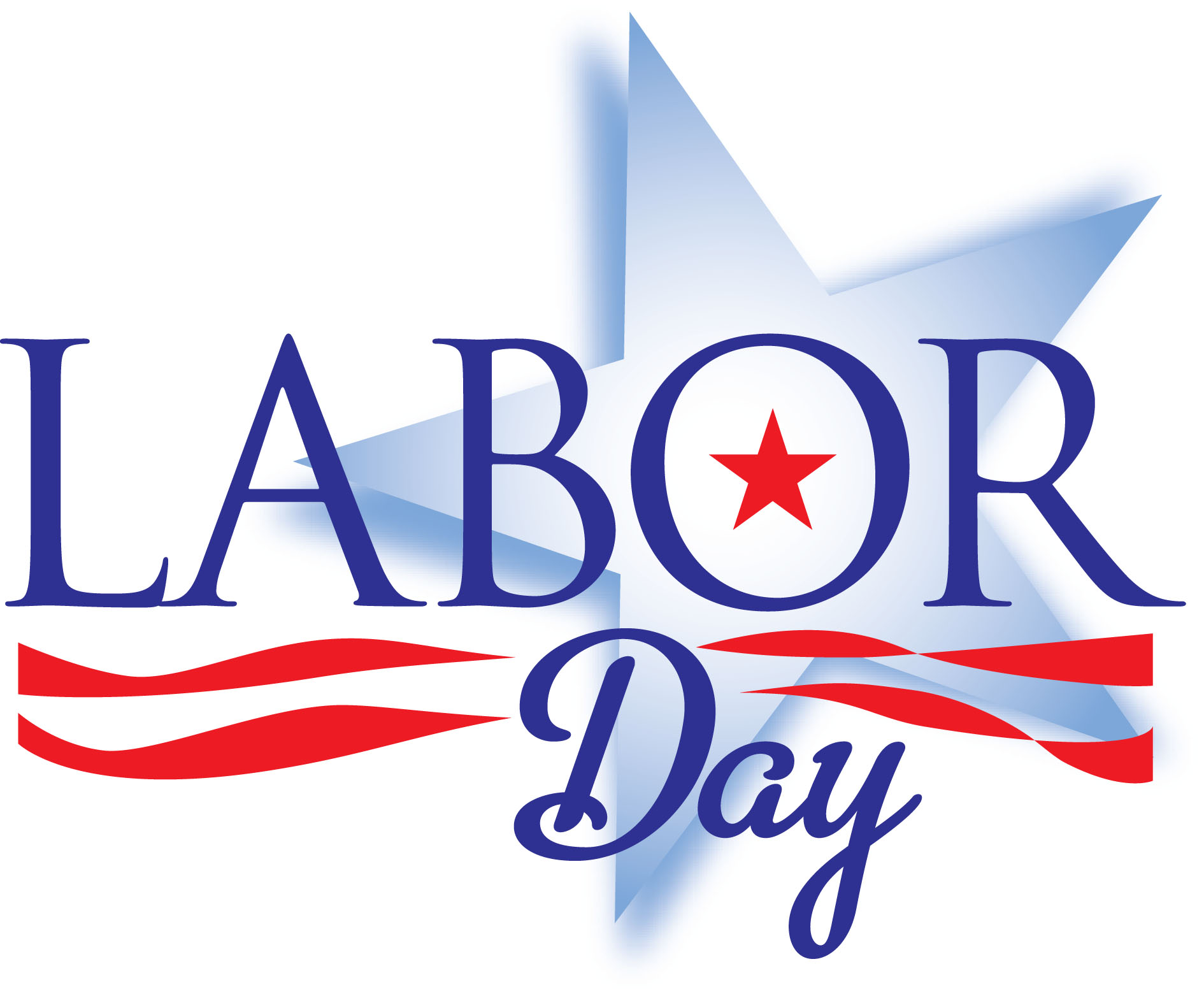 Labor Day Monday September 4th