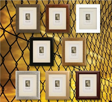 Corporate Rounded Family Picture Frames
