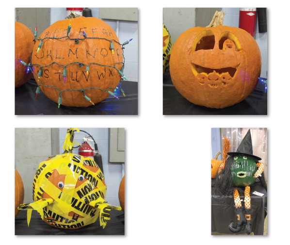 there was also a costume contest which many of our employees participated in it is thought that wearing halloween costumes began in