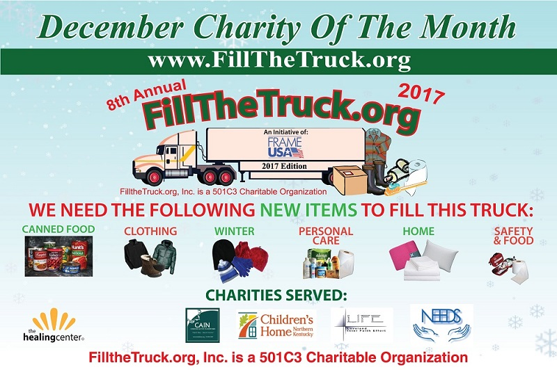 Fill The Truck Charity