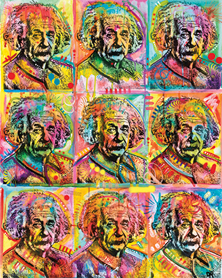 Einstein by Dean Russo
