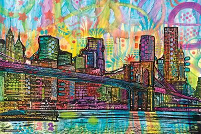 Brooklyn Bridge by Dean Russo