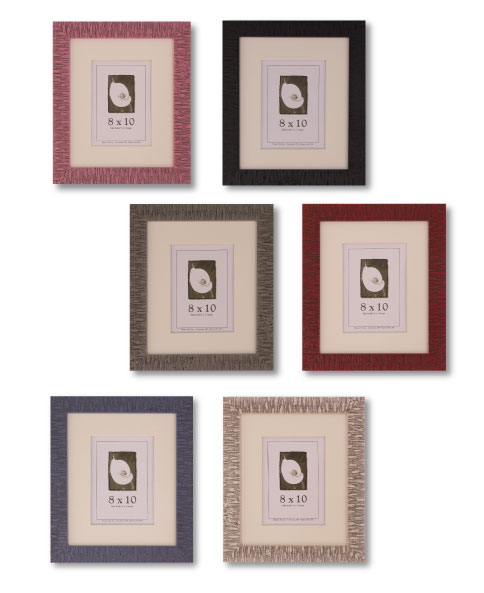 Pop Art Picture Frames