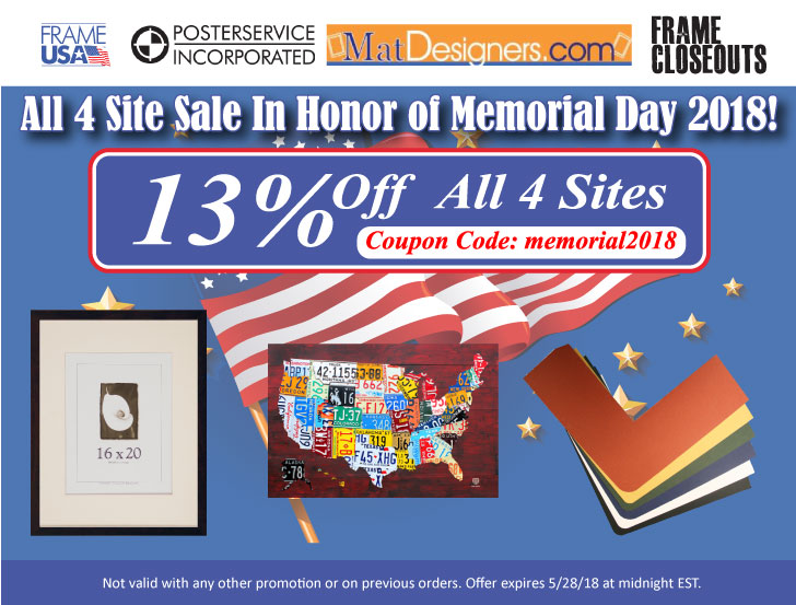 Memorial Day Sale Online