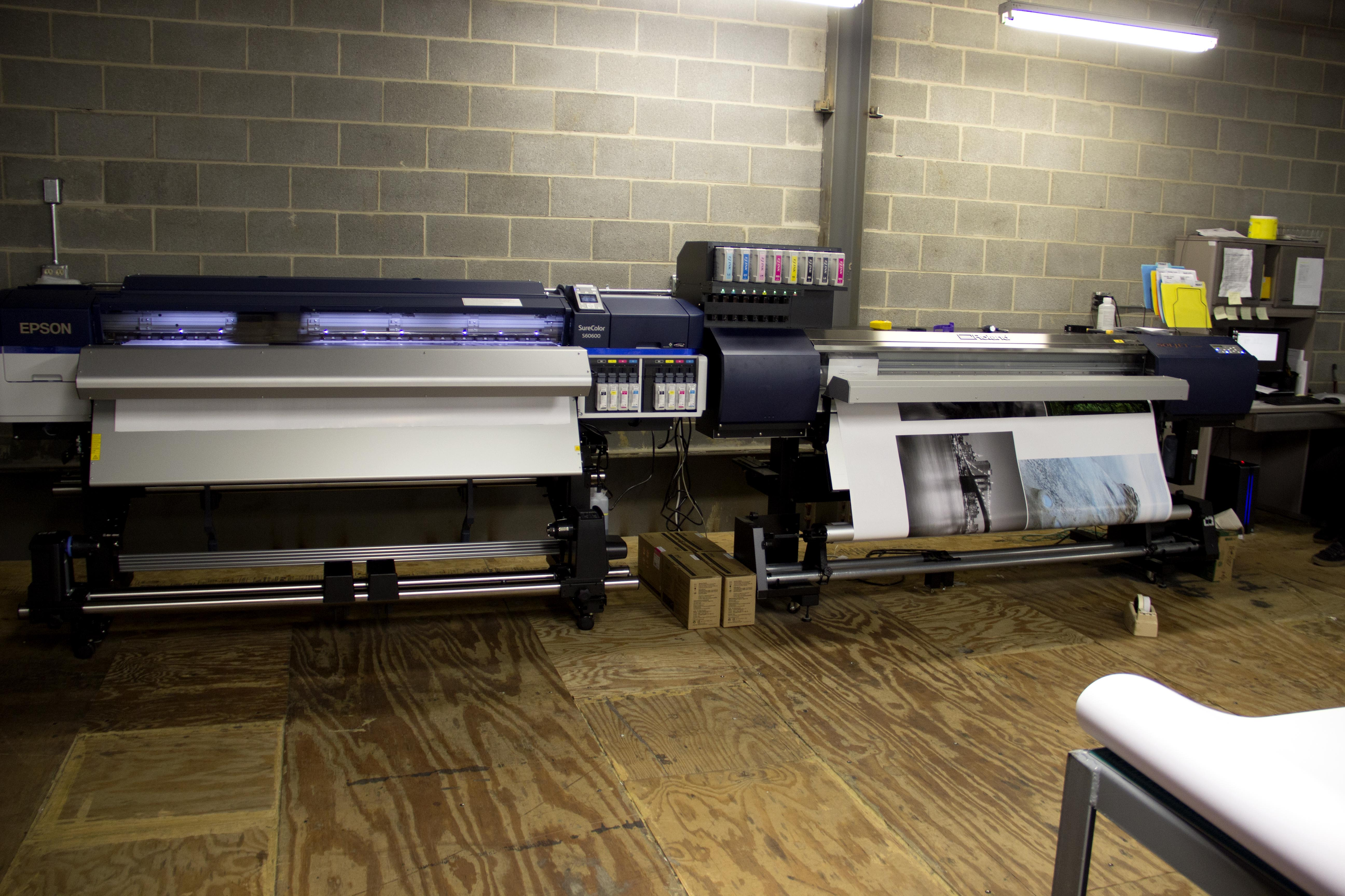 Canvas Printers