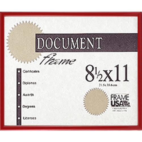Metal Diploma Frames