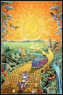 Golden Road Grateful Dead