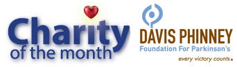 The Davis Phinney Foundation for Parkinson's – Charity of the Month