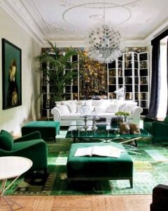 Jewel Tone Home Decor
