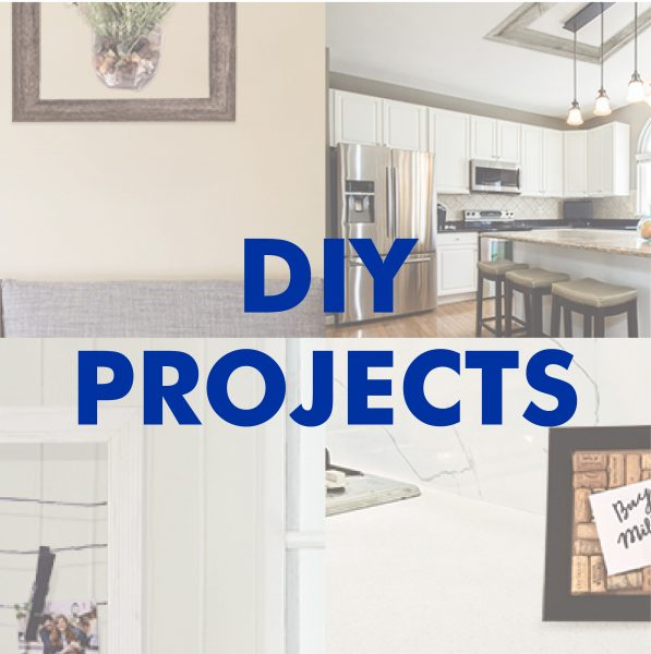 Open Back Frame DIY Projects