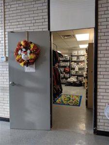 Princeton Closet Room