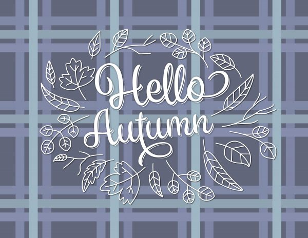 Hello Autumn 8.5x11