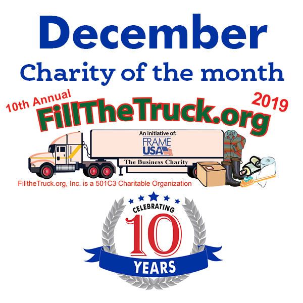 Fillthetruck.org — December Charity of the Month
