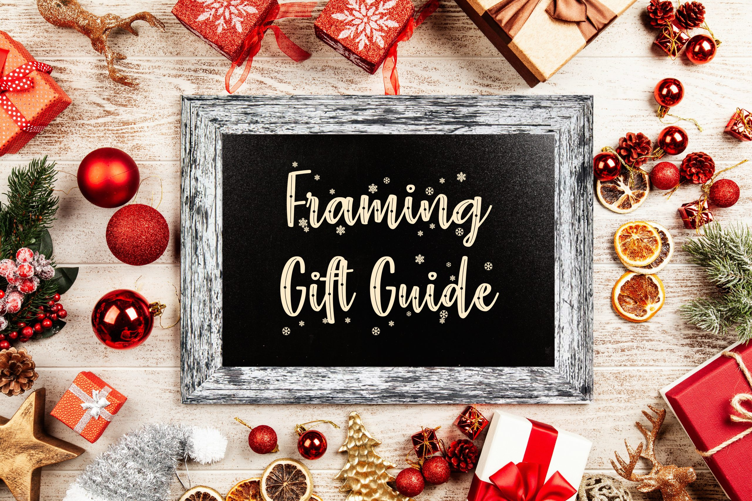 Frame USA's Framing Gift Guide, Part 1