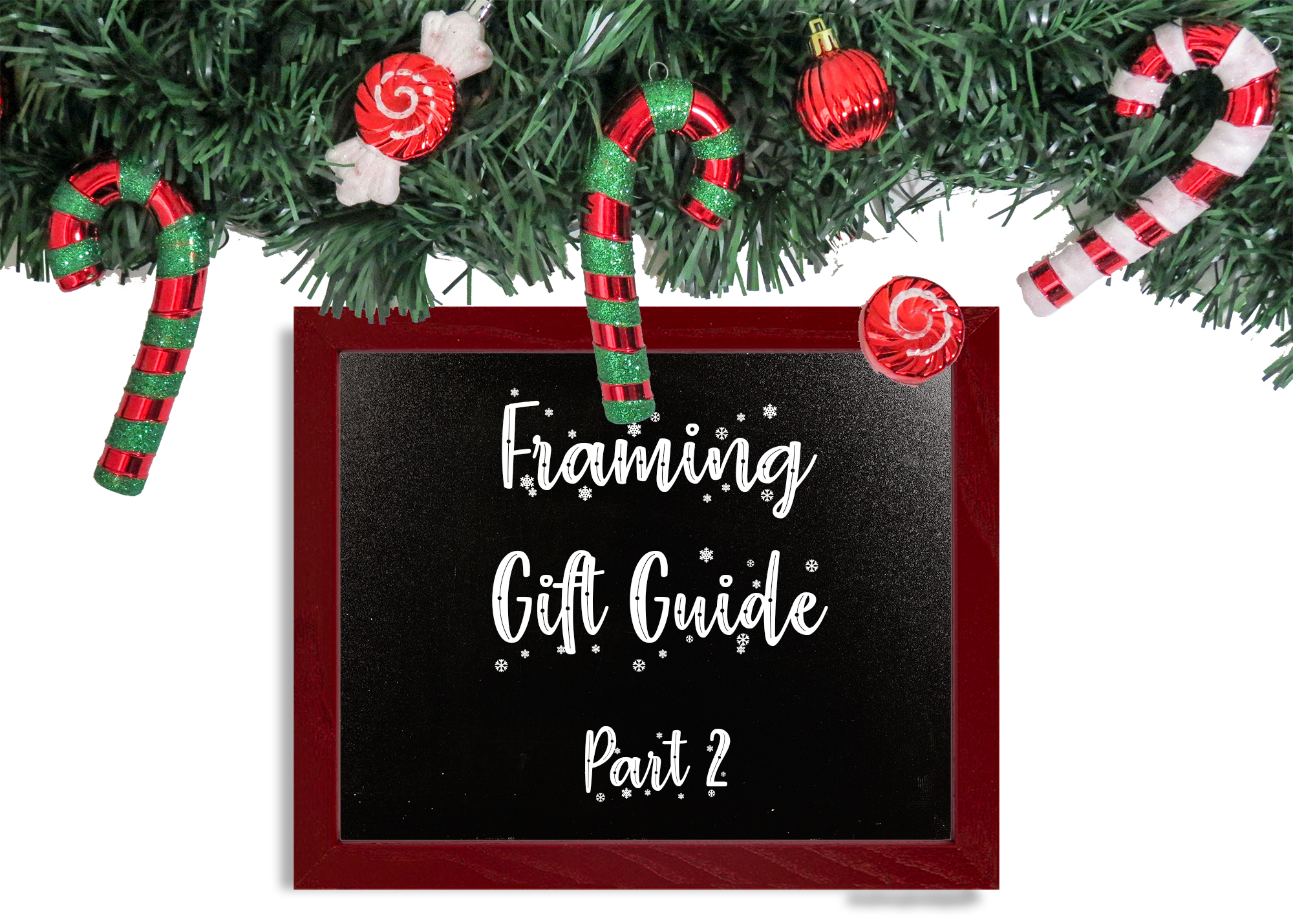 Frame USA's Framing Gift Guide, Part 2