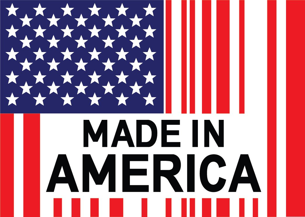 Frames 100% Made in America!