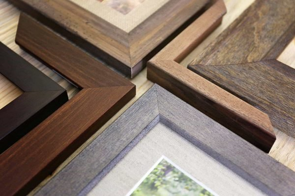Wood Picture Frame Materials